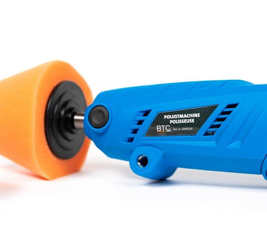 Mini Polishing machine - BTC Line Blue 12V