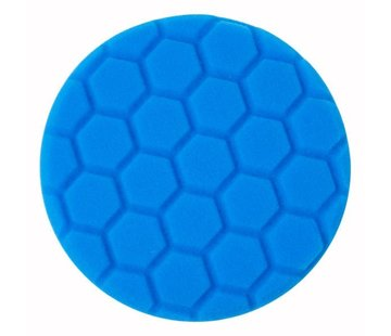 Cleaning pad Soft, blue - BTC Line Blue  Ø 135 mm