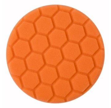 Reinigungspad Mittel, orange - BTC Line Blue  Ø 135 mm