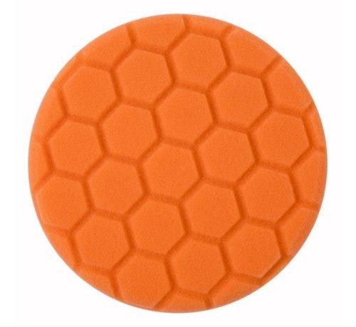 Poetspad Medium, oranje - BTC Line Blue  Ø 135 mm