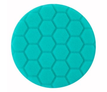 Cleaning pad Coarse, green - BTC Line Blue  Ø 135 mm