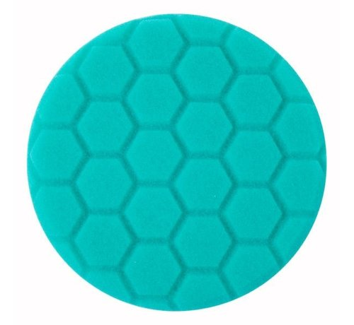 Cleaning pad Coarse, green - BTC Line Blue  Ø 135 mm
