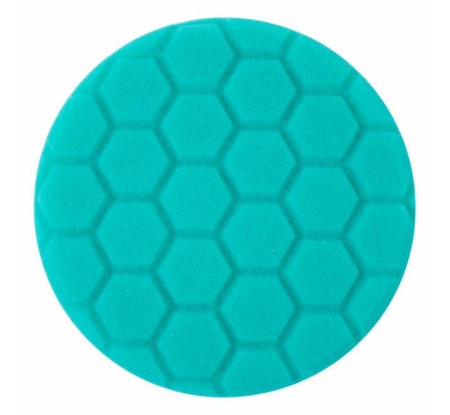Reinigungspad Rau, grün- BTC Line Blue  Ø 135 mm