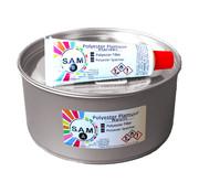 S.A.M. Polyester Plamuur 2 kg. Set