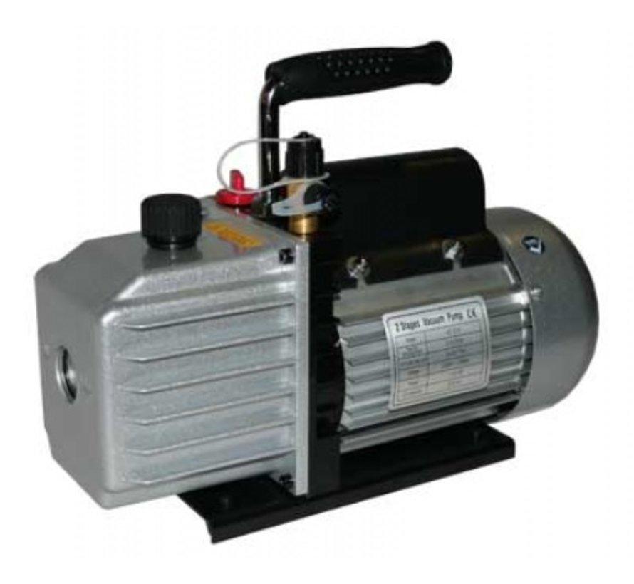 Vacuümpomp  EVD-VE280, inclusief vacuümkamer 70 liter