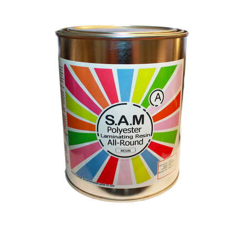 Polyester Laminating Resin All-Round