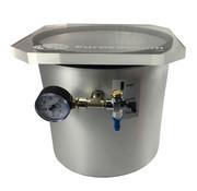 Eurovacuum Ontluchtingskamer  9 liter