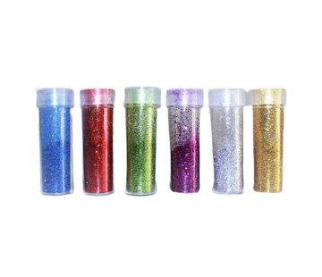 Glitter Set (6 kleuren)