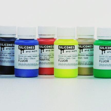 Siliconen Kleurstoffen