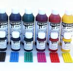 Acrylhars / Gips Kleurstoffen