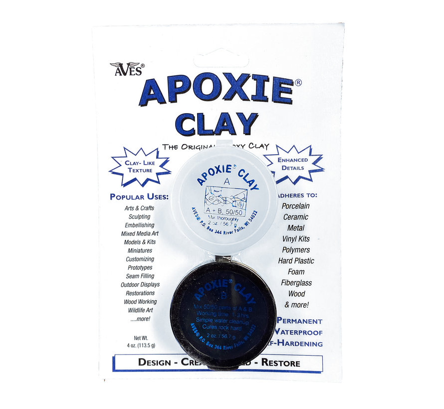 Apoxie Clay