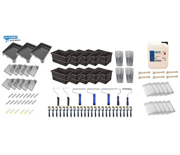 Polyester Tool Package  XL - 75 to 100 m²
