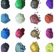 Natuurlijke Mica Pigment of Glimmer