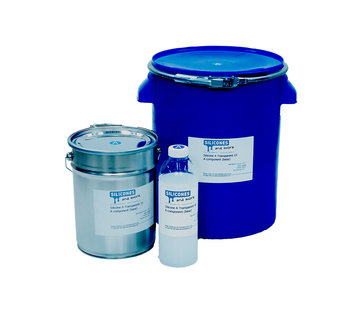 Wacker Silicone Addition Transparent 15 Normal