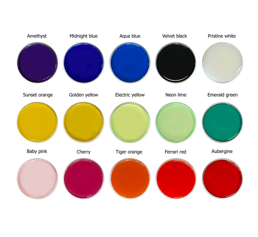 Grundfarben Epoxidfarbpigmente