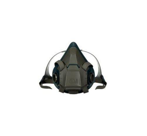 3M 3M Half Face Mask 6502QL MEDIUM