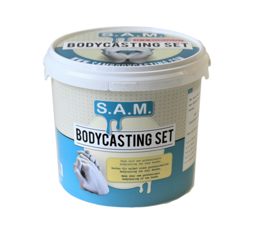 SAM Bodycasting Set