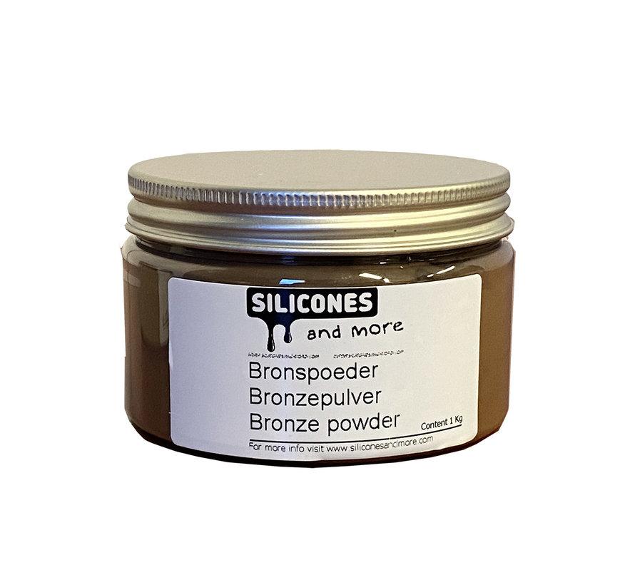 Metaalpoeder- Brons