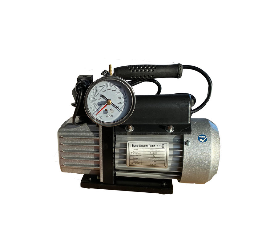 Vacuümpomp  EVD-VE115SV