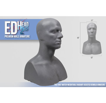 The Monster Makers Ed & Alanna - Premium Life Size Armatures