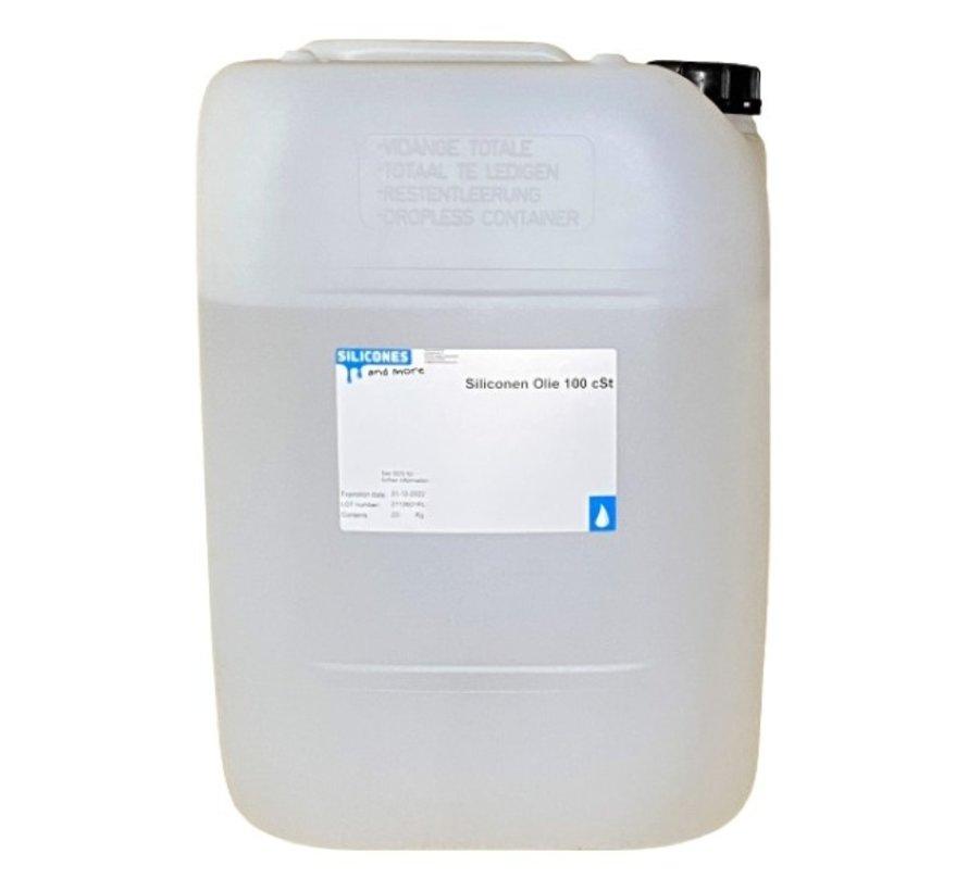 Silicone Oil 100 cSt (quite liquid)