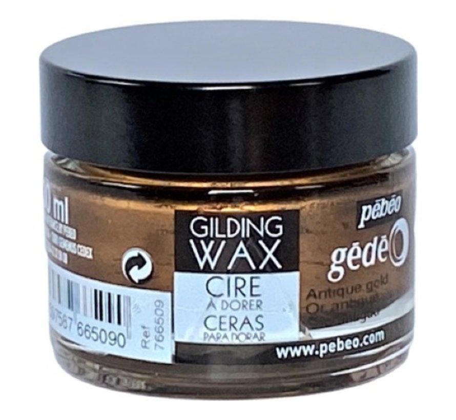 Gilding Wax - Pébeo 30 ml.