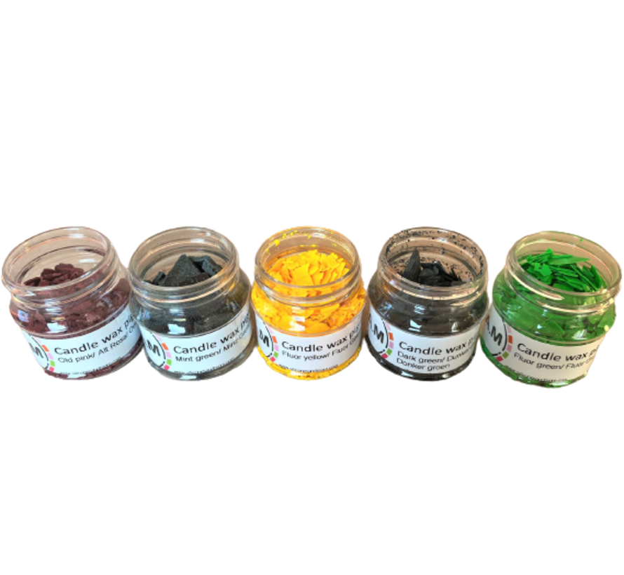 Paraffin Dye - Candle Wax Pigment
