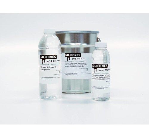 Silicone Addition Clear 25 Fast(Medium Hard)