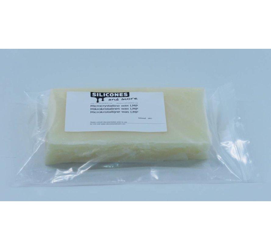 Wax Microcrystalline LMP plaat