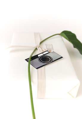gift labels - camera 2