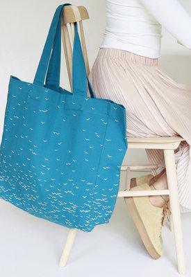 sky bag - large