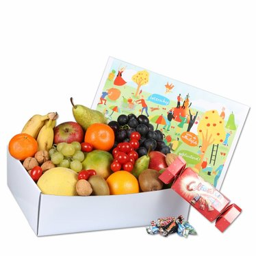 Fruitbox Gefeliciteerd