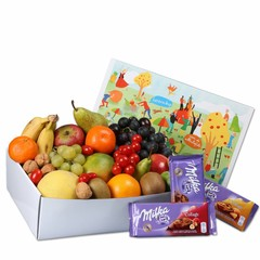 Fruitbox Chocolade