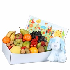 Fruitbox Geboorte