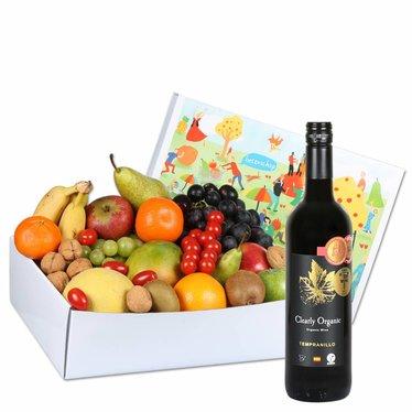 Fruitbox Rode Wijn