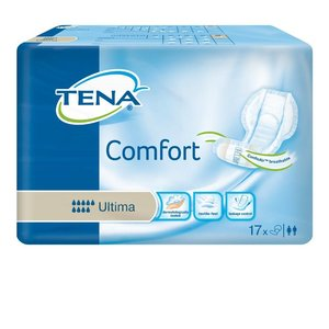 Tena Tena Comfort Ultima  Breathable - 17 St