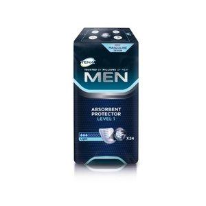 Tena Tena For Men  Level 1 - 24 St