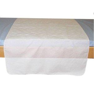 Gohy Gohy Onderlegger uit Wasbaar Textiel (100% katoen+PVC) met Insteekflappen
