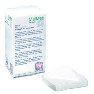 MaiMed MaiMed-VK Niet-steriele, Non-Woven Kompressen (20 x 100st)