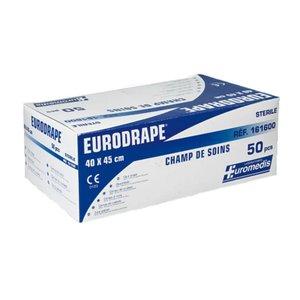 Eurodrape Steriele Velden met Kleefstrook