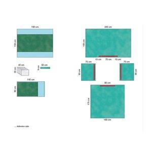 Lohmann & Rauscher L&R Raucodrape PRO Universele Set II