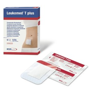 BSN Medical BSN Leukomed T Plus Steriel Transparant Wondverband