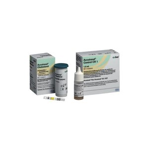 Roche Roche Accutrend Cholesterol  Teststrips