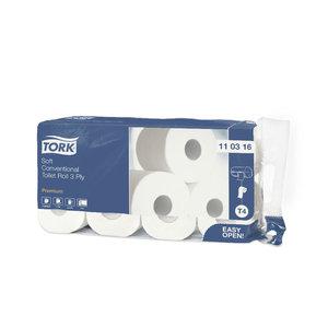 Tork Tork Premium Toiletpapier Soft 3-laags