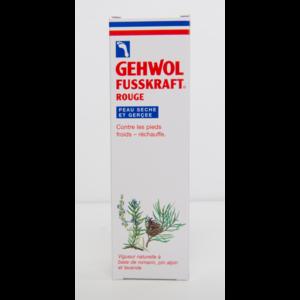 Gehwol Gehwol Fusskraft Rood - Koude Voeten - Droge Huid