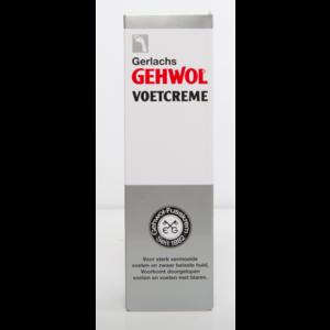 Gehwol Voetcreme - Voorkomt Blaarvorming Bij Sporten - 75 ml