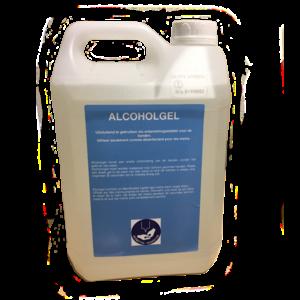 Softline Alcoholgel 85 - 5L