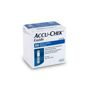 Accu-Chek Accu-Chek Guide Glucosestrips