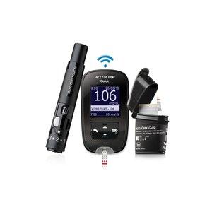 Accu-Chek Guide - Startkit ( Glucosemeter+Fastclixpen+10 Strips )