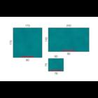 Lohmann & Rauscher L&R Raucodrape PRO Steriele Zelfklevende-afdekdoeken